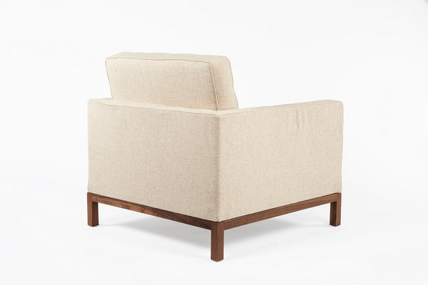 The Dexter Lounge Chair [FEC3719BEIGE1] 4