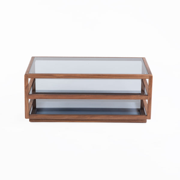 Bjarke Entertainment Center [FSS008WALNUT]