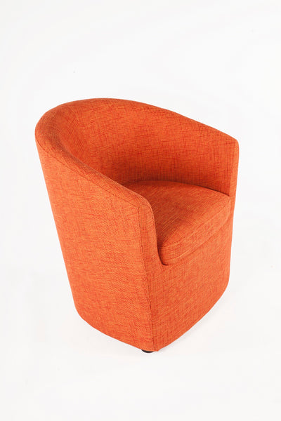 The Tykby Lounge Chair [FXC88088ORG] 2