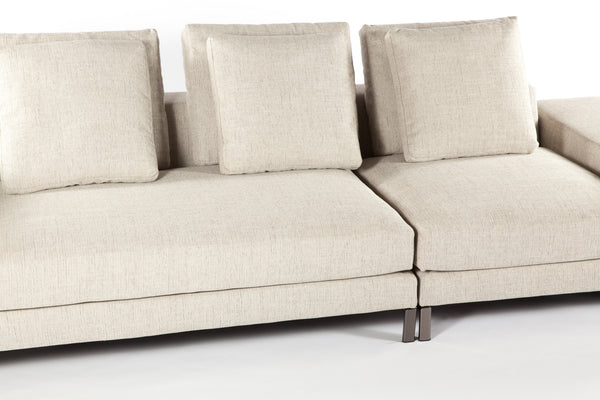 The Sectional Sofa [FQS1303BEIGE] 3