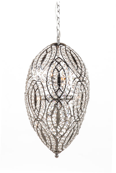 "The ""Mulan"" Crystal Pendant lamp [LU300S] 1"