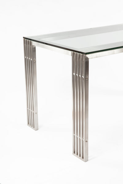 The Bodo Dining Table [FHT06BSSGLS]