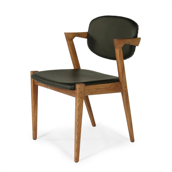 The Levanger Arm Chair [FEC7629LBLK] 2