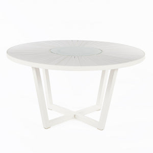 The Mermaid Dining Table [FCT3327WHT]