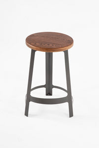 The Vrange Stool [FOC89365WALNUT]