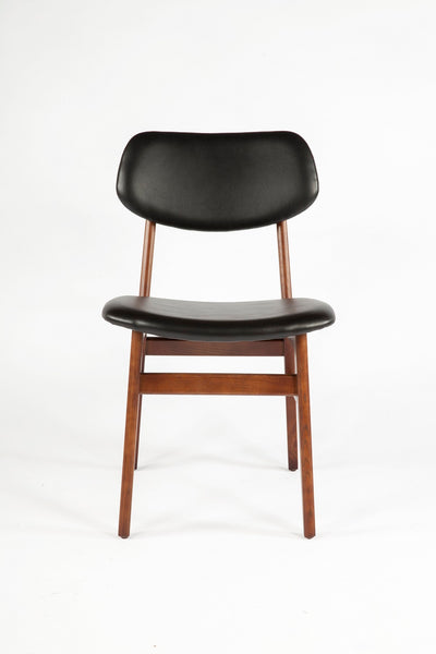 The Malmo Side Chair [FYC042BLKPU]