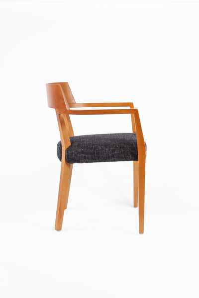 The Sittard Arm Chair [FXC587BLK] 4