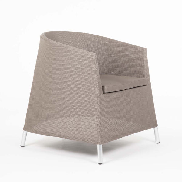 Kos Arm Chair [FCC5538TAUPE] 55
