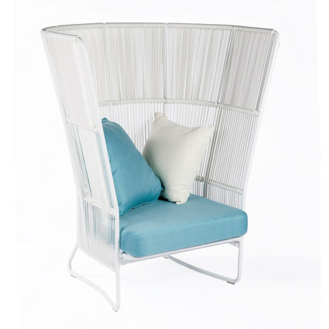 The Dream High Back Chair [FCC6310WHT]