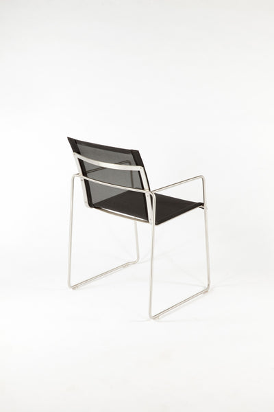 The Dynamic Arm Chair - Black [FCC0704BLK] 4