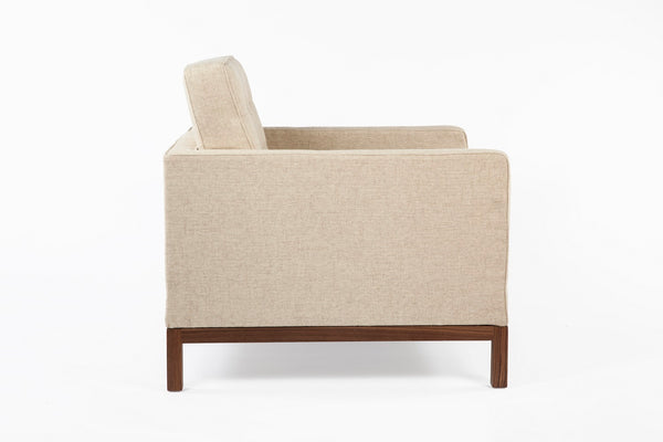 The Dexter Lounge Chair [FEC3719BEIGE1]