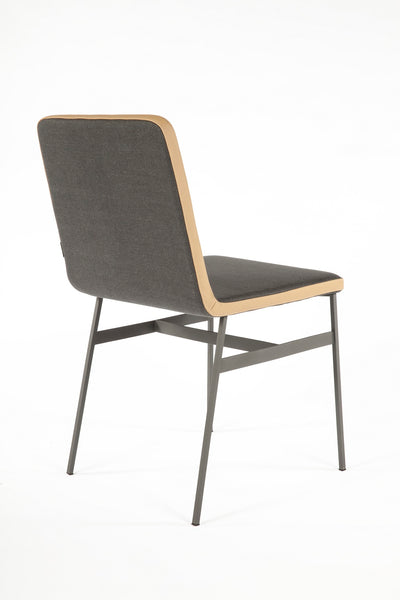 The Porter Dining Chair [FSC002DGREY] 4