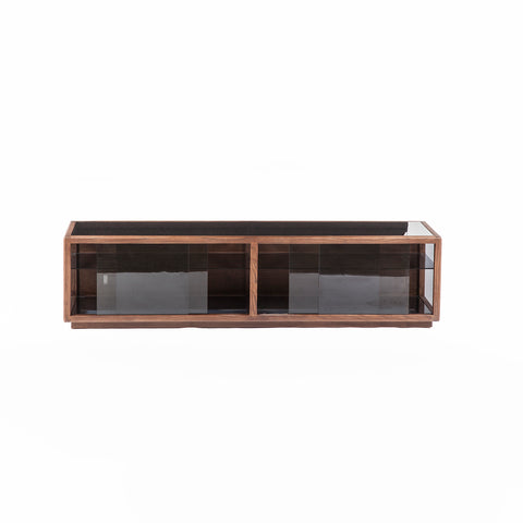 The Stark Entertainment Unit [FSS003WALNUT]