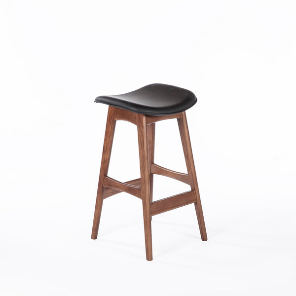 Vennesla Counter Stool [FEB0827BLKA]
