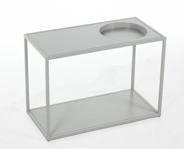 Reference End Table [FSE001LGREY]