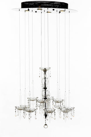 "The ""Chastre"" Chandelier [LM112PCHR]"