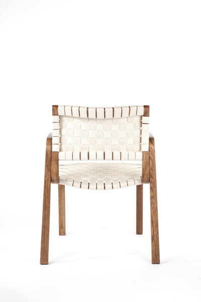 Orebro Arm Chair [FEC1619WHT] 1
