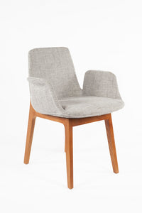 The Agder Arm Chair [FXC836GREY] 3