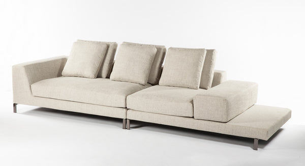 The Sectional Sofa [FQS1303BEIGE] 4