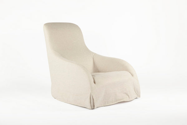The Vaasa Lounge Chair [FQC016GREY] 2