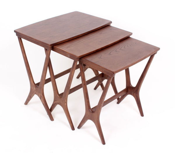 Hein Nesting Table [FET7339WALNUT] 1