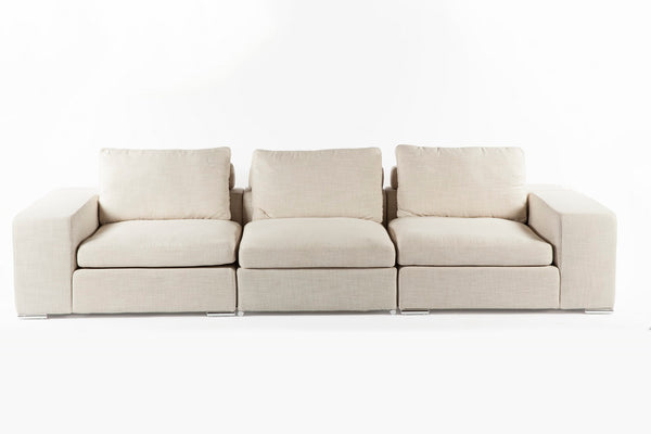The Chioggia Sectional [FQS011BEIGE] 2