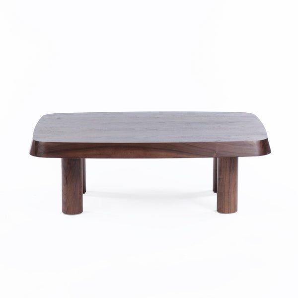 The Lerum Coffee Table [FET9939WALNUT]