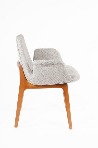 The Agder Arm Chair [FXC836GREY] 2