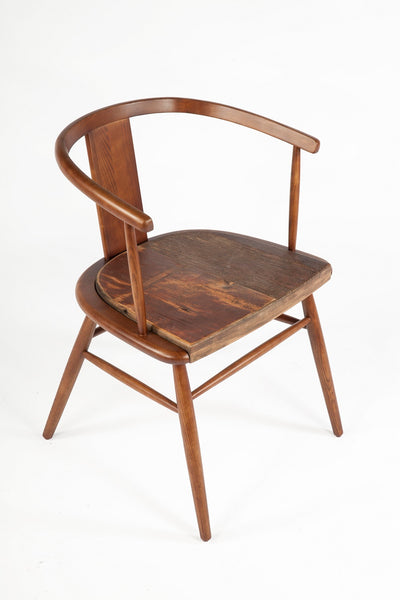 The Smith Arm Chair [FYC230WALNUT] 5