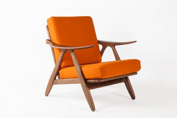 The Hattern Lounge Chair [FEC6339ORG] 2