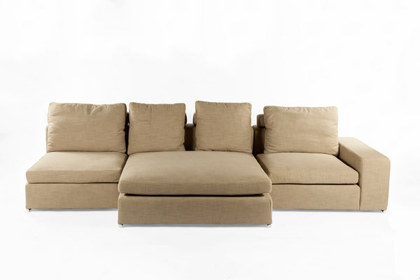 The Scafatti Sectional [FQS111GREY] 4