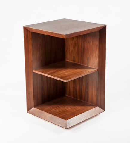 The Taranto Shelving Unit[FET2026WALNUT]