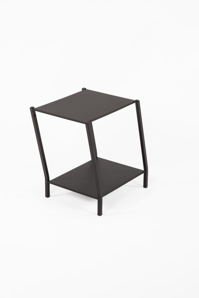 The Wiggle End Table [FT6023BLK]