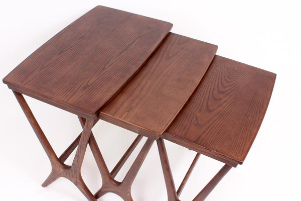 Hein Nesting Table [FET7339WALNUT] 2