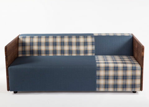The Liesel Sofa[FSF006BLUE]