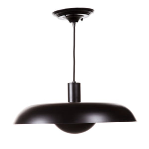 The Helmet Pendant Lamp [LBC020BLK]