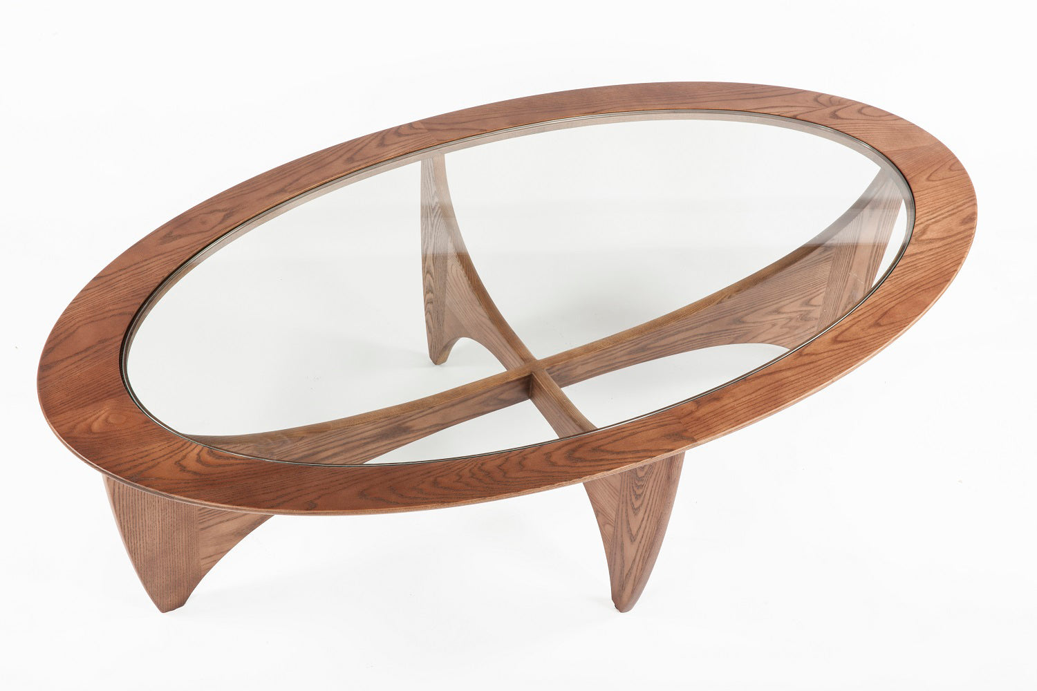 The Seymour Cocktail Table [FET5059LWALNUT]