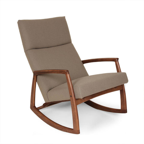 The Bollnas Rocking Chair [FEC1339GREY] 5