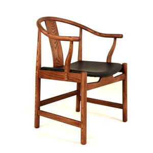 The Ming Chair Walnut [FEC6929] 5