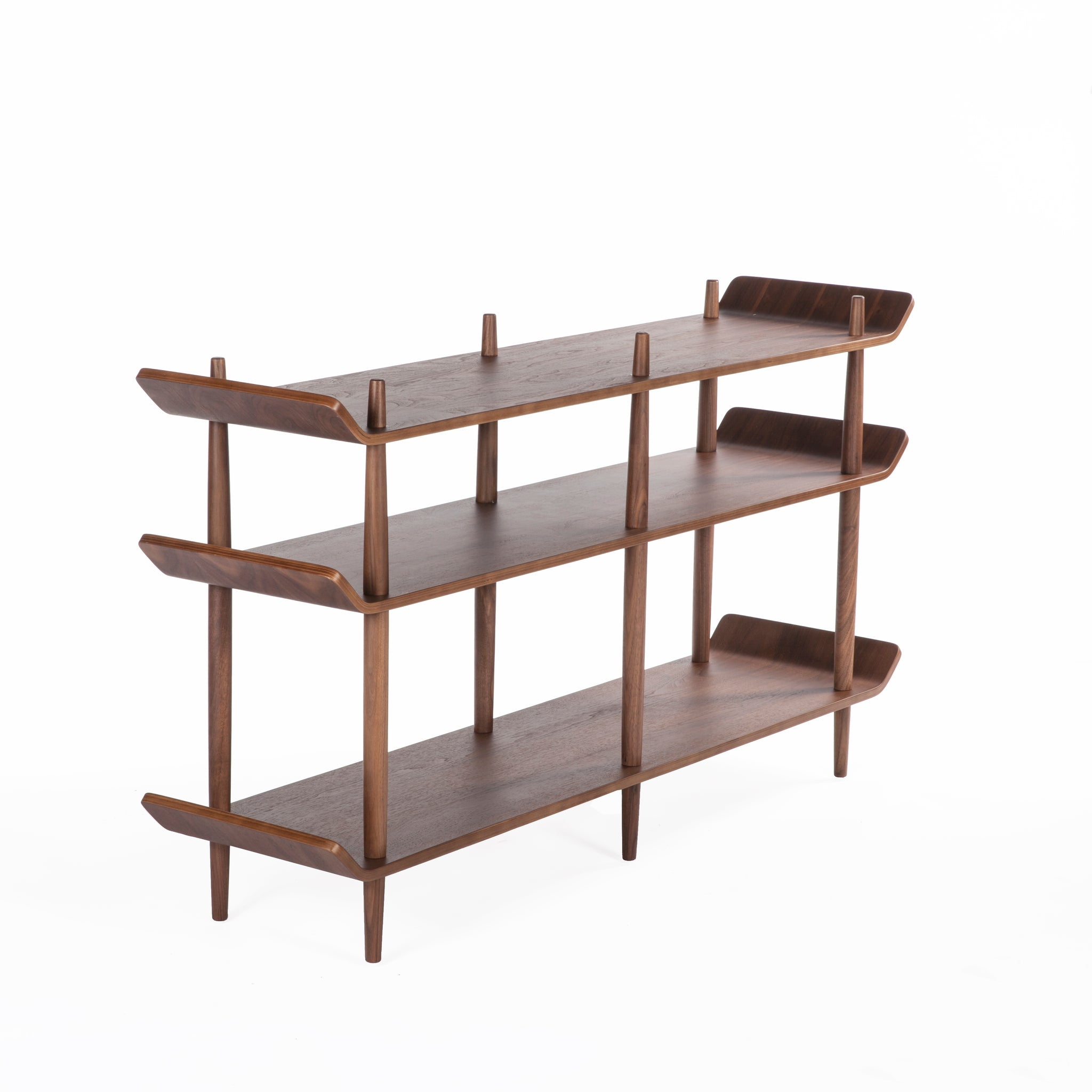 Sean Dix bookcase X6 [FES3319WALNUTA]