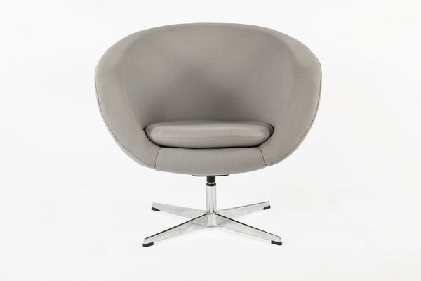 The Boras Lounge Chair [FEC7019GREY] 4