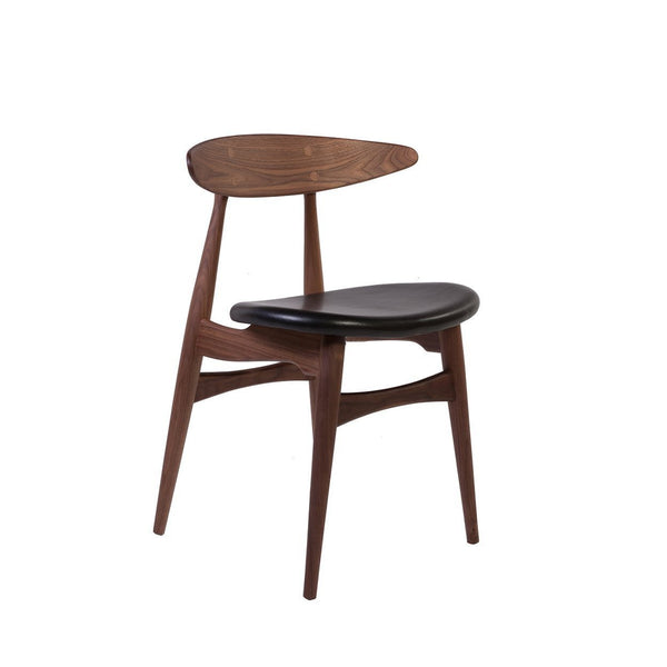 [FEC2405BLKB] Newcastle Dining Chair