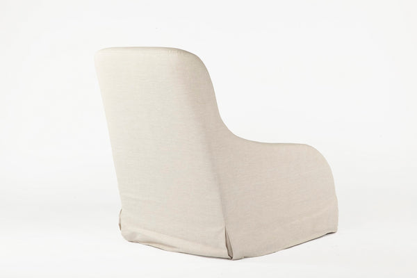 The Vaasa Lounge Chair [FQC016GREY] 3