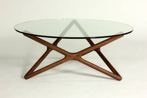 Amal Side Table [FET3519WALNUT]