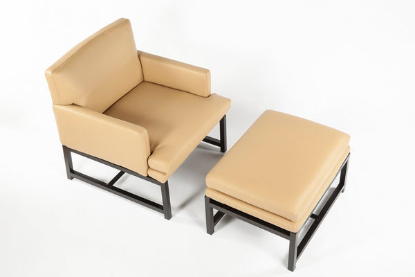 The Kuopio Lounge Chair [FQC0154OLV]