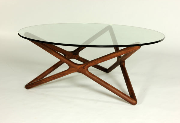Amal Side Table [FET3519WALNUT] 2