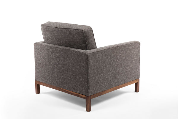 The Dexter Lounge Chair [FEC3719TWBLK1] 2
