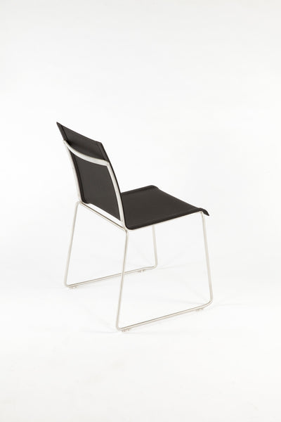 The Dynamic Side Chair [FCC0701BLK]
