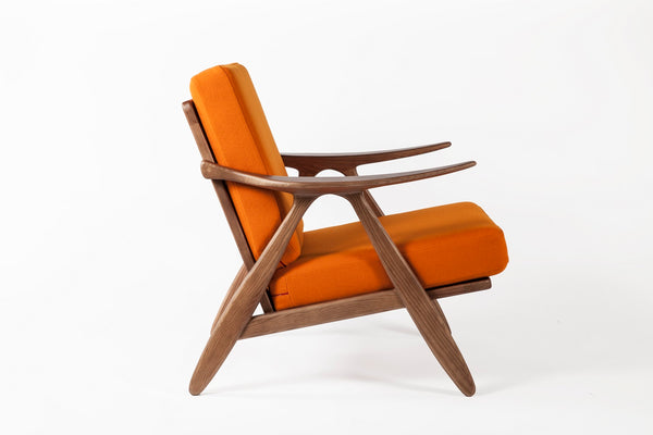 The Hattern Lounge Chair [FEC6339ORG]