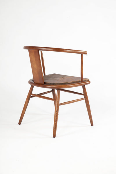 The Smith Arm Chair [FYC230WALNUT] 4